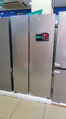 Hisense H670SIA (Side By Side) 516L Refrigerator No Frost