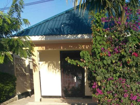 3 Bedroom House at Kawe