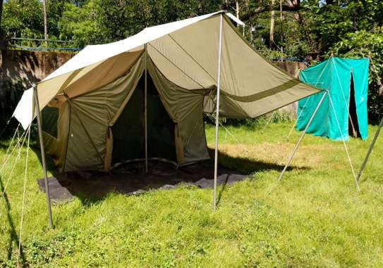 Safari Camping and Dining Tents - LIST BELOW WITH PRICES image 5