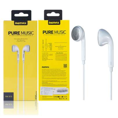 Remax RM-303 3.5mm Plug Wired Earphones