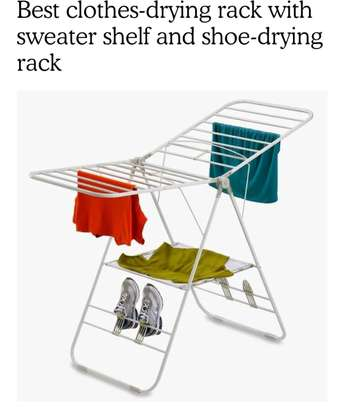 Clothes Drying Rack, 3-Tier...95,000/= image 1
