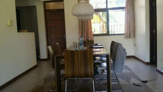 a standalone fully furnished house is for rent at mbezi beach road to whitesands image 4
