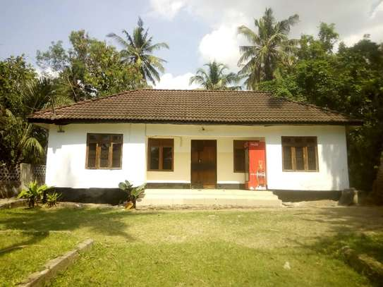 3 bed room house for rent at mbezi beach makonde image 1