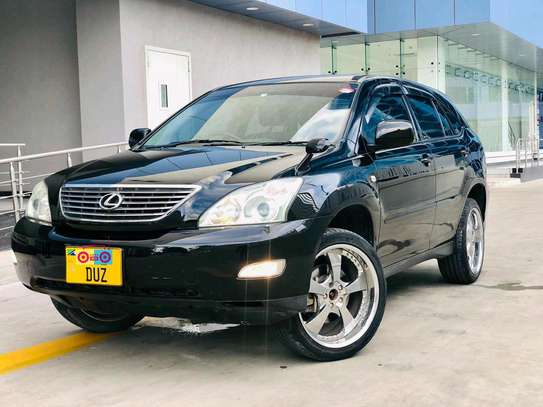 2006 Toyota harrier image 12