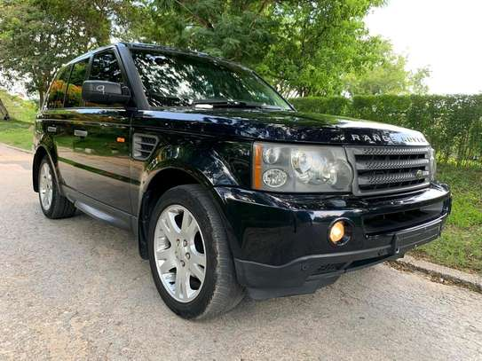 2010 Rover Range Rover Sports image 7
