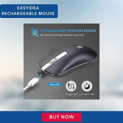 EasyIdea Wireless Rechargeable Mouse
