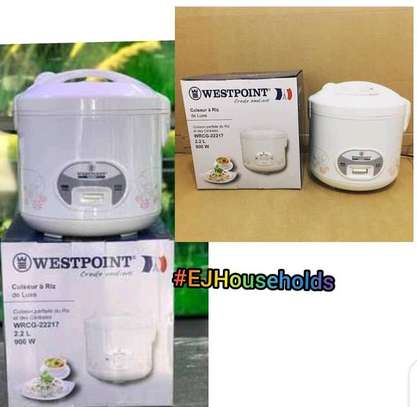 2.2L West point Rice cooker image 1