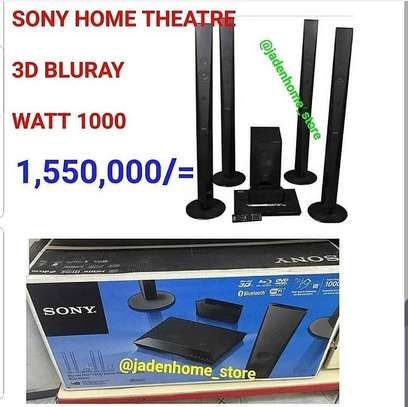 SONY BLURAY HOMETHEATER 1000 WATTS
