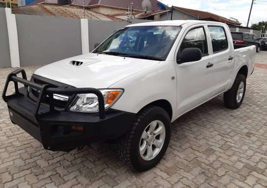 2007 Toyota Hilux image 2