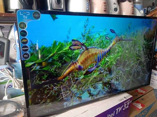 BRAND NEW BLACKSTONE 40 INCH SMART ANDROID DOUBLE GLASS... 645,000/= image 1