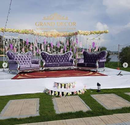 Grand Decor Wedding & Events Planner image 8