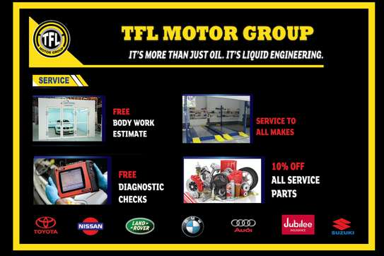 TFL Motor Group - Used Car Dealers/Insurance