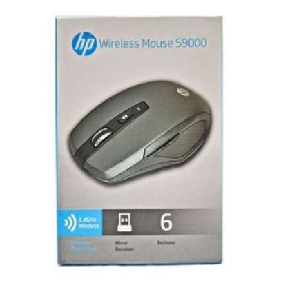 HP Wireless Mouse S9000 image 1