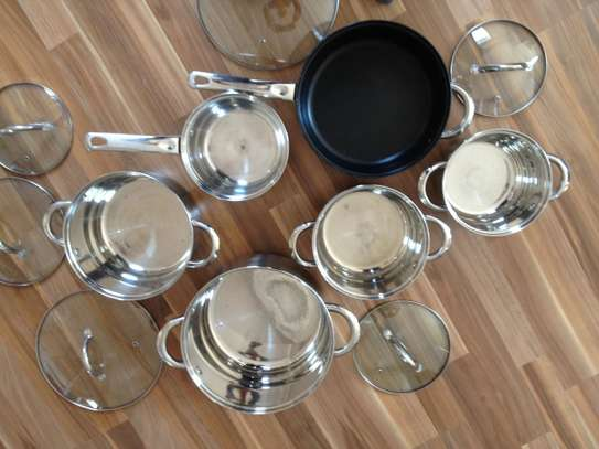 keiserhoff cookers pots image 1