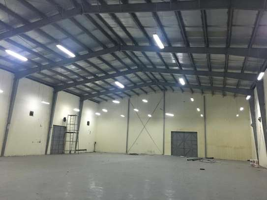 1500 Square meter warehouse for rent at Mbagala image 1