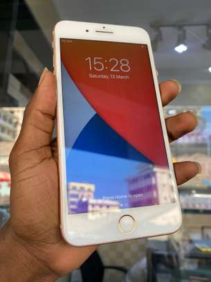 iPhone 8Plus 64GB Gold for sale image 4