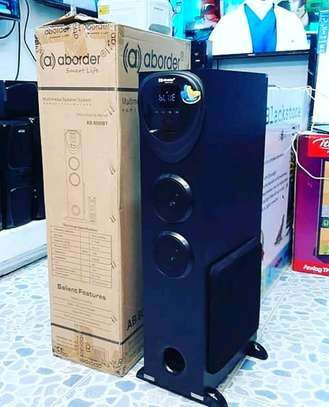 Aborder Subwoofer Heavy Base (AB8080BT)...195,000/= image 1