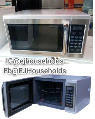 Digital Microwave Oven & Grill image 1