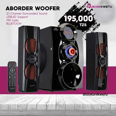 ABORDER SUB WOOFER