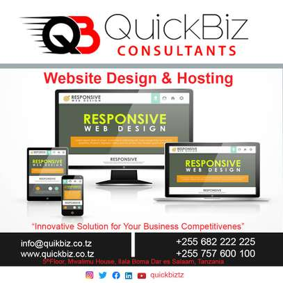 Website Development & Website Hosting