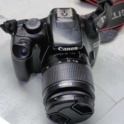 Canon EOS 1100D (Rebel T3) Digital SLR Camera with EF-S 18-55mm Lens image 3