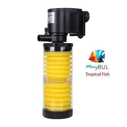 10W Submersible Aquarium Filter For Fish Tank