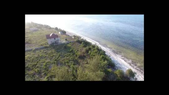 16,541 sqm Oceanfront Land in Zanzibar