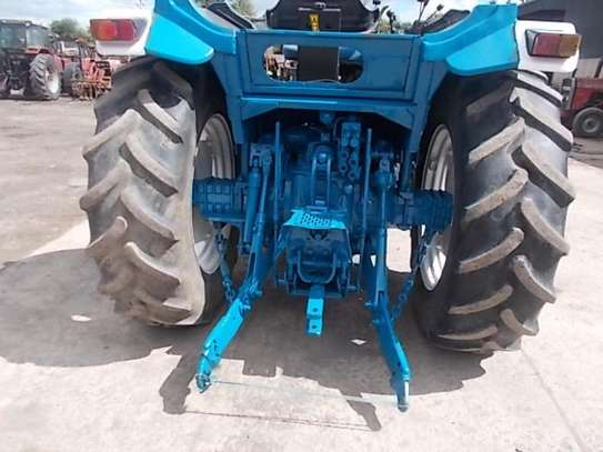 1992 Ford 6610 4WD FARM TRACTOR image 7