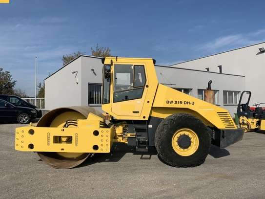 2003 BOMAG Compactor BOMAG BW 219DH-3 image 2