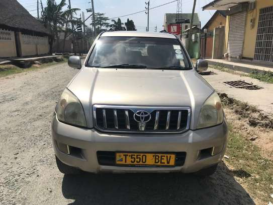 2005 Toyota Land Cruiser Prado