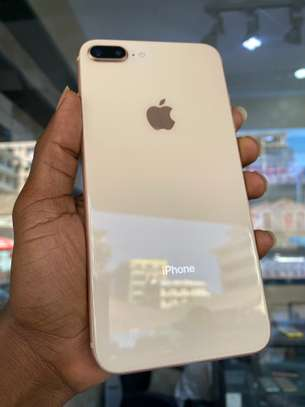 iPhone 8Plus 64GB Gold for sale image 2