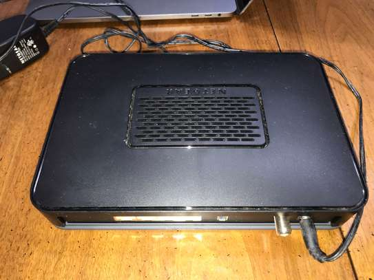 Netgear Wireless-N Cable Gateway - CG3000D