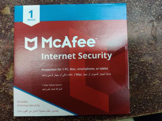 McAfee - Antivirus 1user image 1