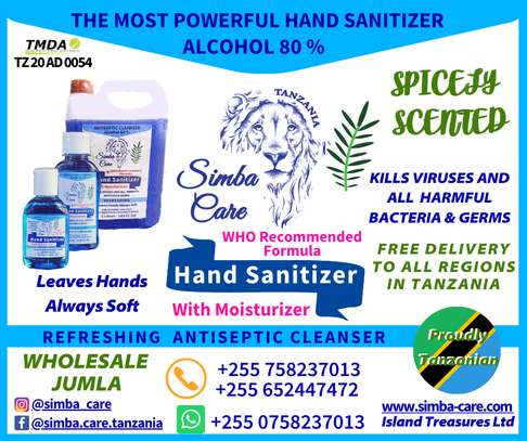 The Most powerful Hand Sanitizer