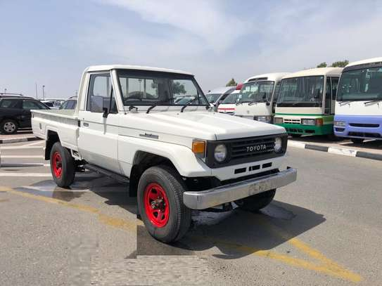 1993 Toyota Land Cruiser Pickup