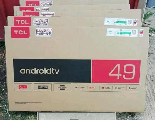 TCL ANDROID SMART TV 49 INCH image 2