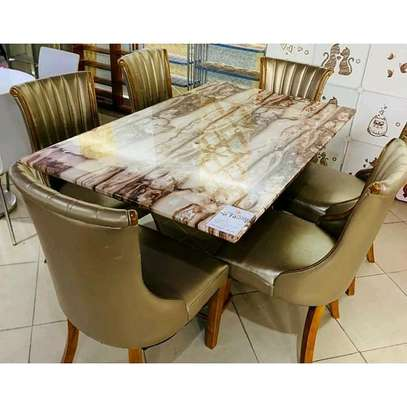 DINING TABLE MARBLE image 1