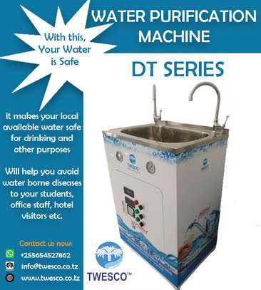 Water Purification/Treatment Machine