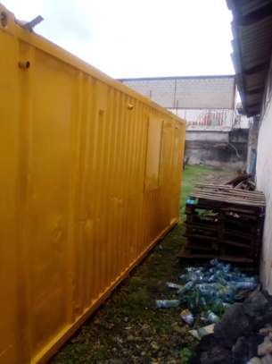 office container for sale at chang'ombe image 3