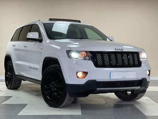2013 Jeep Grand Cherokee image 4
