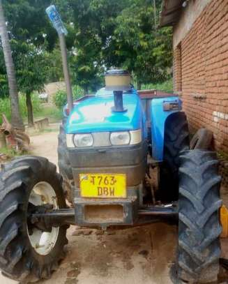2014 New Holland 47HP TT45 4WD image 1
