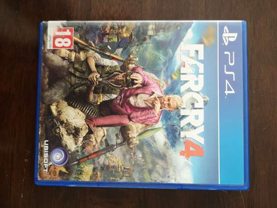 Far Cry 4 for Play Station 4