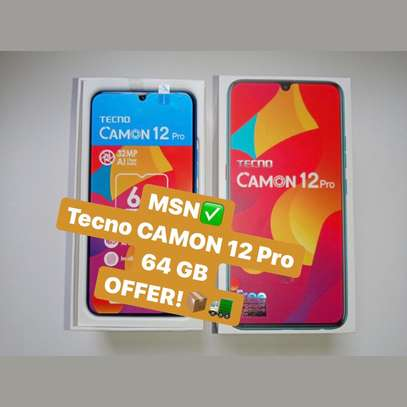 "Tecno CAMON 12 PRO GB 64 ""SPECIAL OFFER"