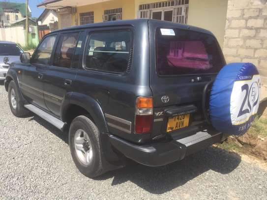 1992 Toyota Land Cruiser VX