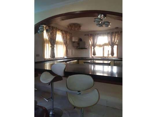 3bed furnished  villa in the compound at mikocheni a $1000pm image 7