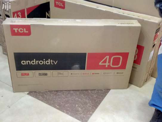 TCL ANDROID SMART TV 40 INCHES image 3