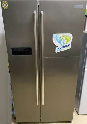 Bruhm Fridge Double Side door 530L