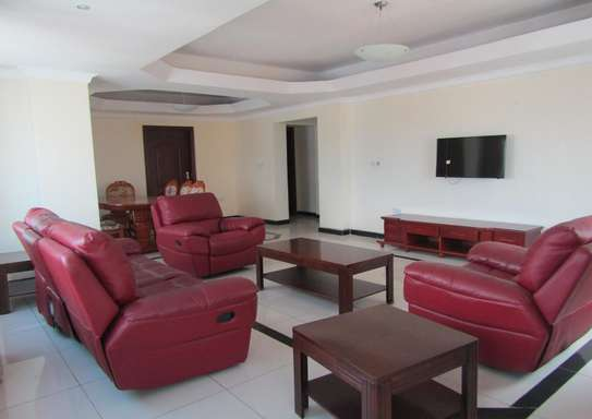 3 Bedroom Luxury Furnished Apartments with Balcony in Kisutu