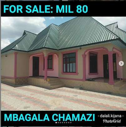 4 Bdrm House at Mbagala