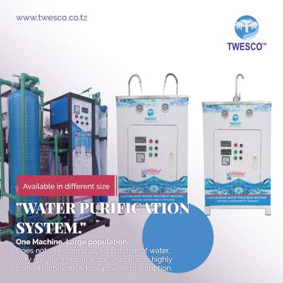 Water Treatment Machines / Water Purification System image 1